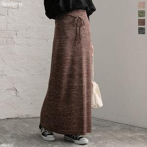 ラメリブセミタイトスカート